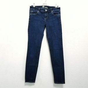 Kut From The Kloth Skinny Jeans Dark Wash 2